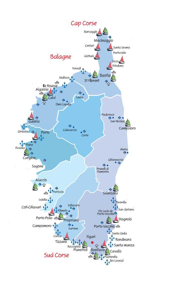 Carte Corse Calvi Ile Rousse.Location Appartement Ile Rousse A Louer Un Bel Appartement